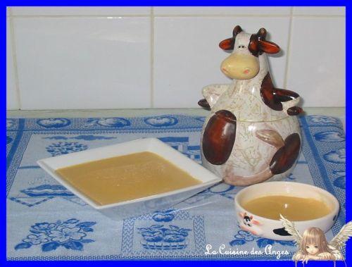 Comment réaliser une crème anglaise au café
