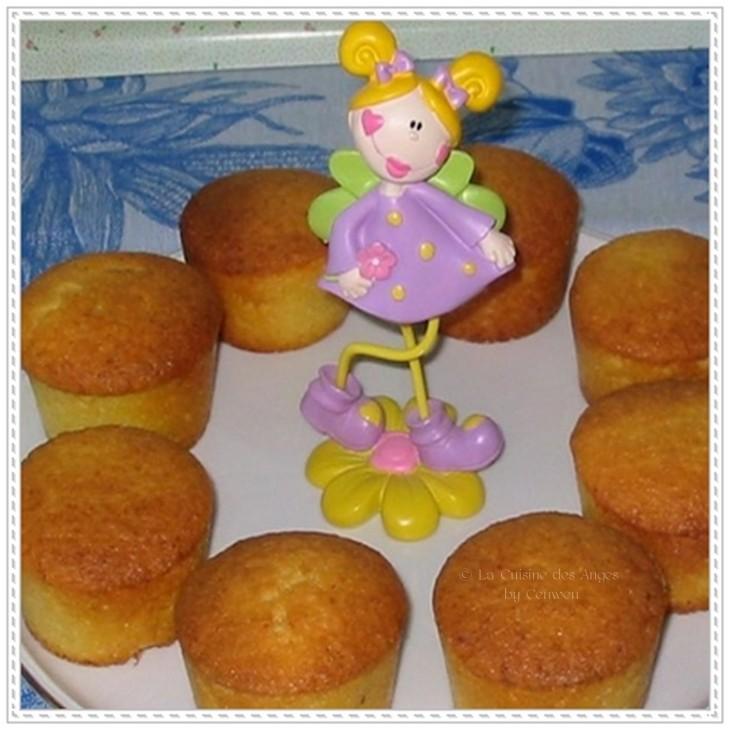 recette de petits gâteaux à la noix de coco