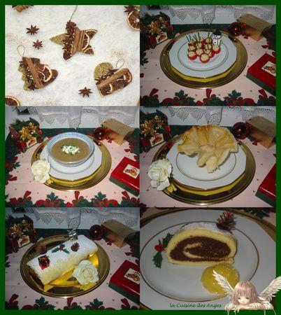 Menu de Noël ou menu de fêtes pour petit budget