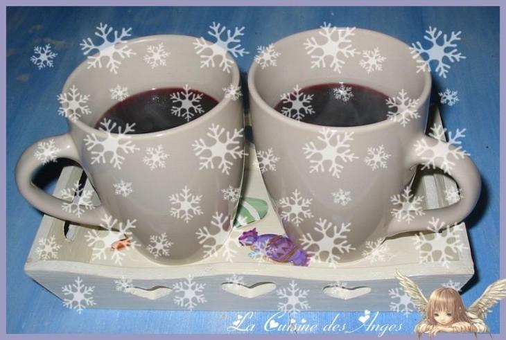 Recette suédoise traditionnelle de vin chaud aux épices
