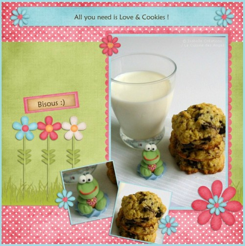 page digiscrap cookies