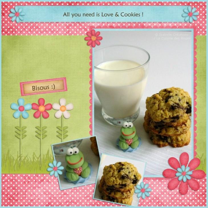 page digiscrap cookies