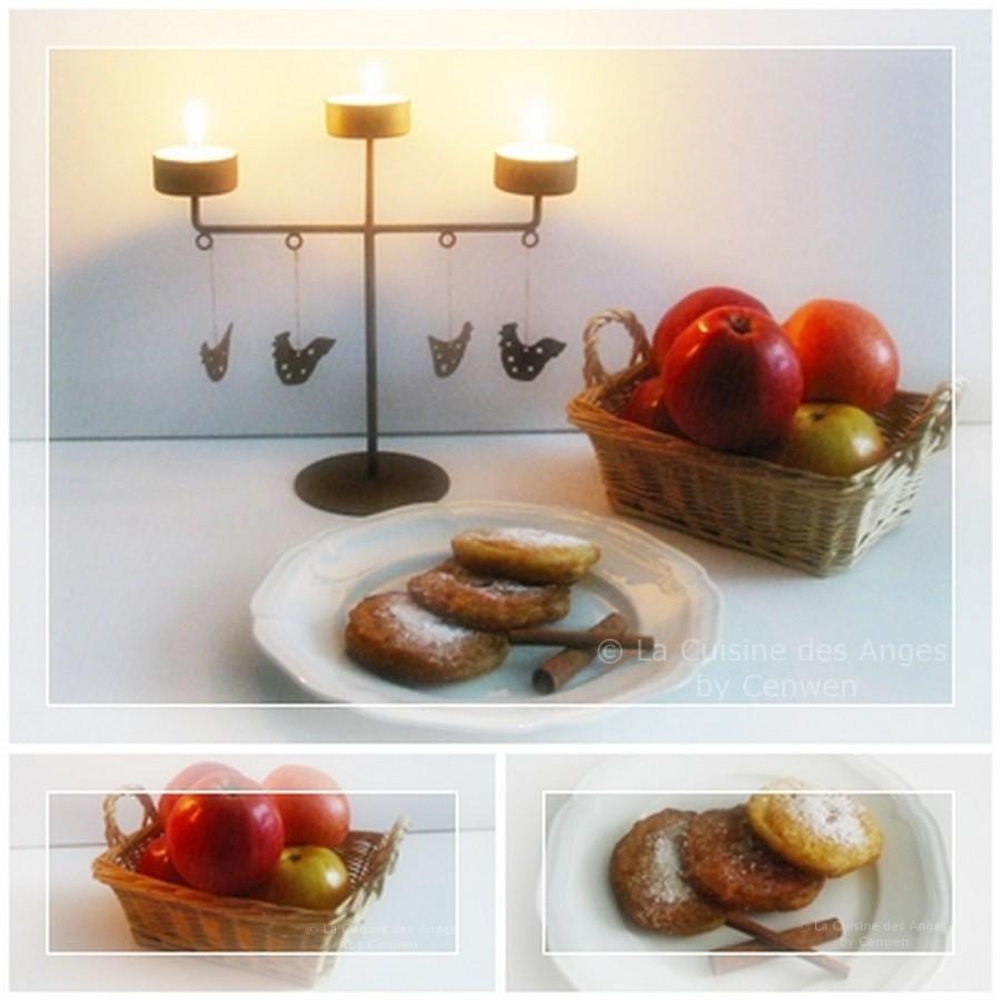 Recette de beignets de pommes comme autrefois