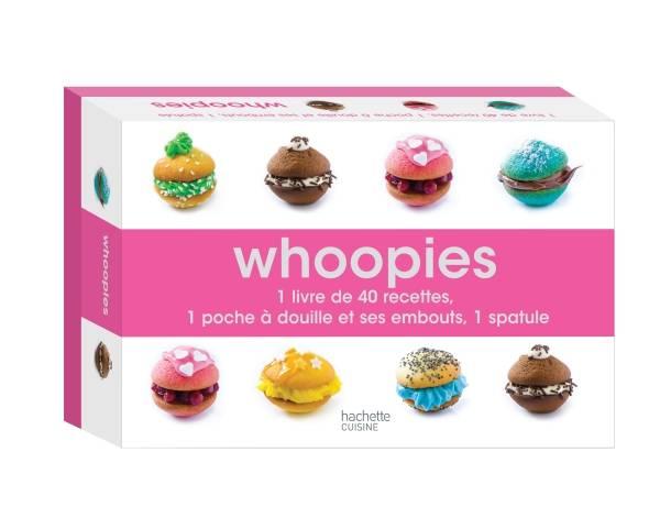 Coffret Whoopies de Thomas Feller aux Editions Hachette