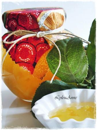 recette de gelée de citrons