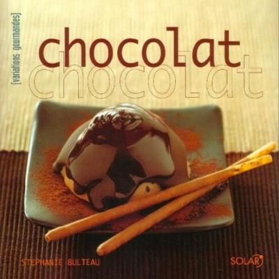 Chocolat de  Stephanie Bulteau aux Éditions Solar Solar