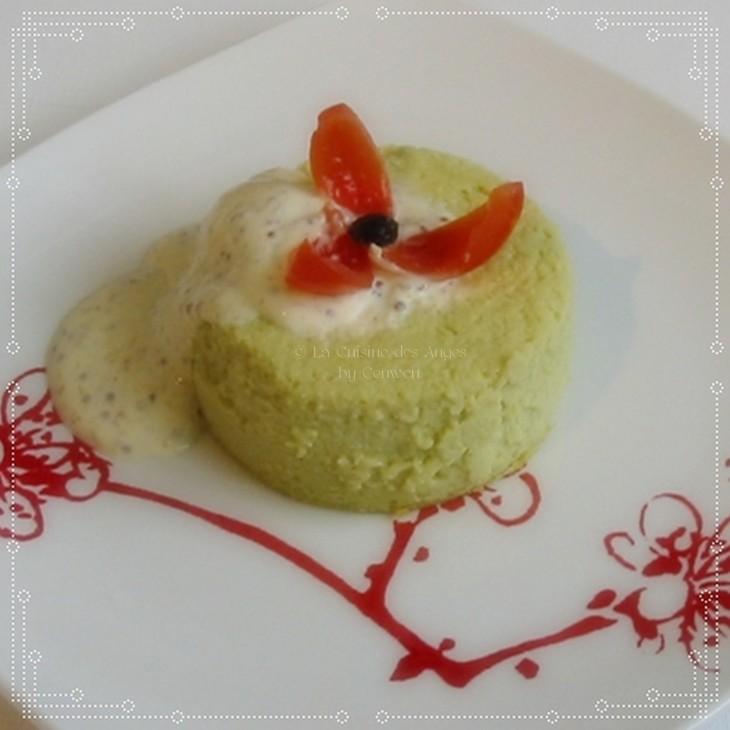 Recette de Flan aux Choux de Bruxelles, recette de flans de légumes, recette petit budget, recette de cuisine pas chère