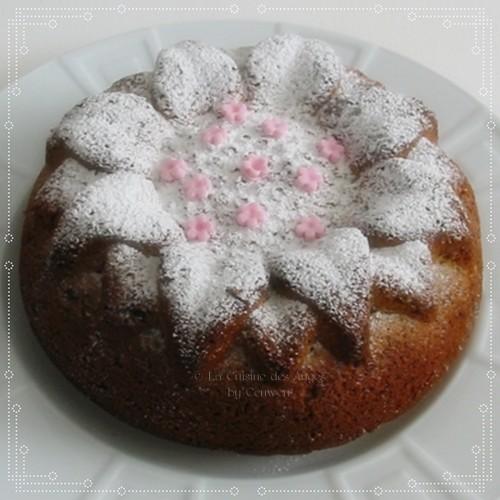 recette de Gâteau moelleux au Chocolat et au Citron, cuisiner avec un petit budget