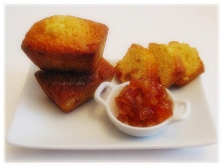 Recette de Cake aux fruits, recette de cake au fruits pour Hivernel sur Guild Wars, Mini Cakes aux fruits confits