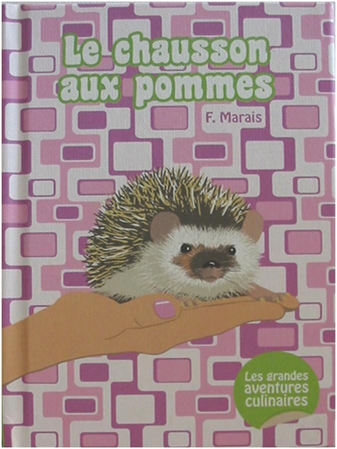 """Livre """"Le Chausson aux Pommes"""" de Frédéric Marais"""