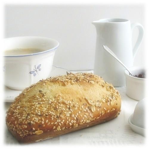 Recette de petits pains sans pétrissage, recette de pain, cuisiner avec un petit budget