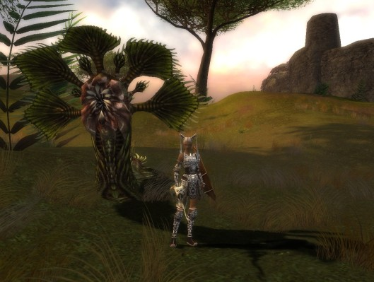 Guild Wars, monstre, plante Iboga