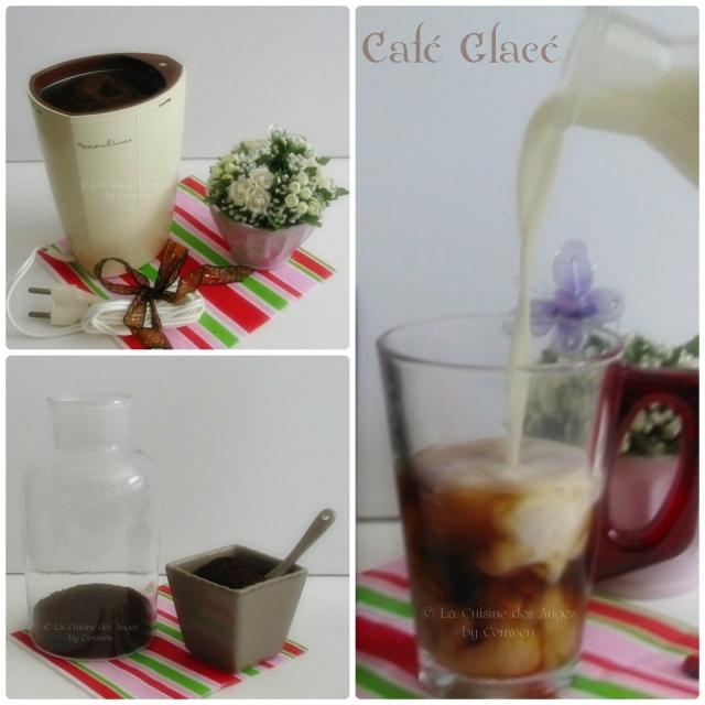Recette de Café Glacé, boisson de l'été, café