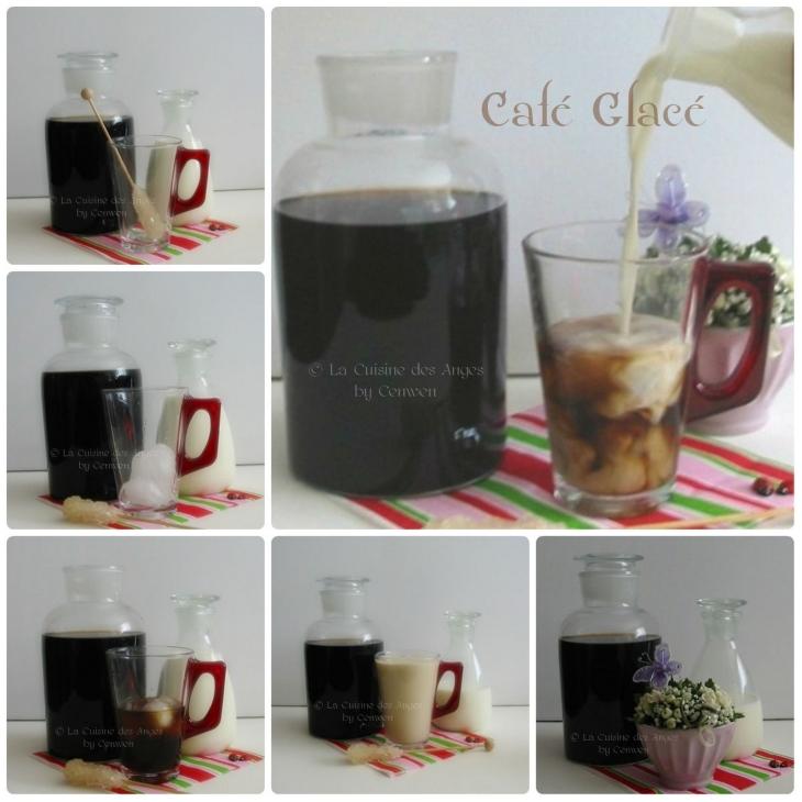 Recette de café glacé préparée en faisant infuser du café dans de l'eau pendant 12 heures
