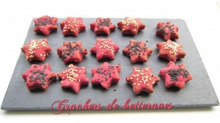 Préparer Noël et Nouvel An avec un petit budget,Crackers à la betterave