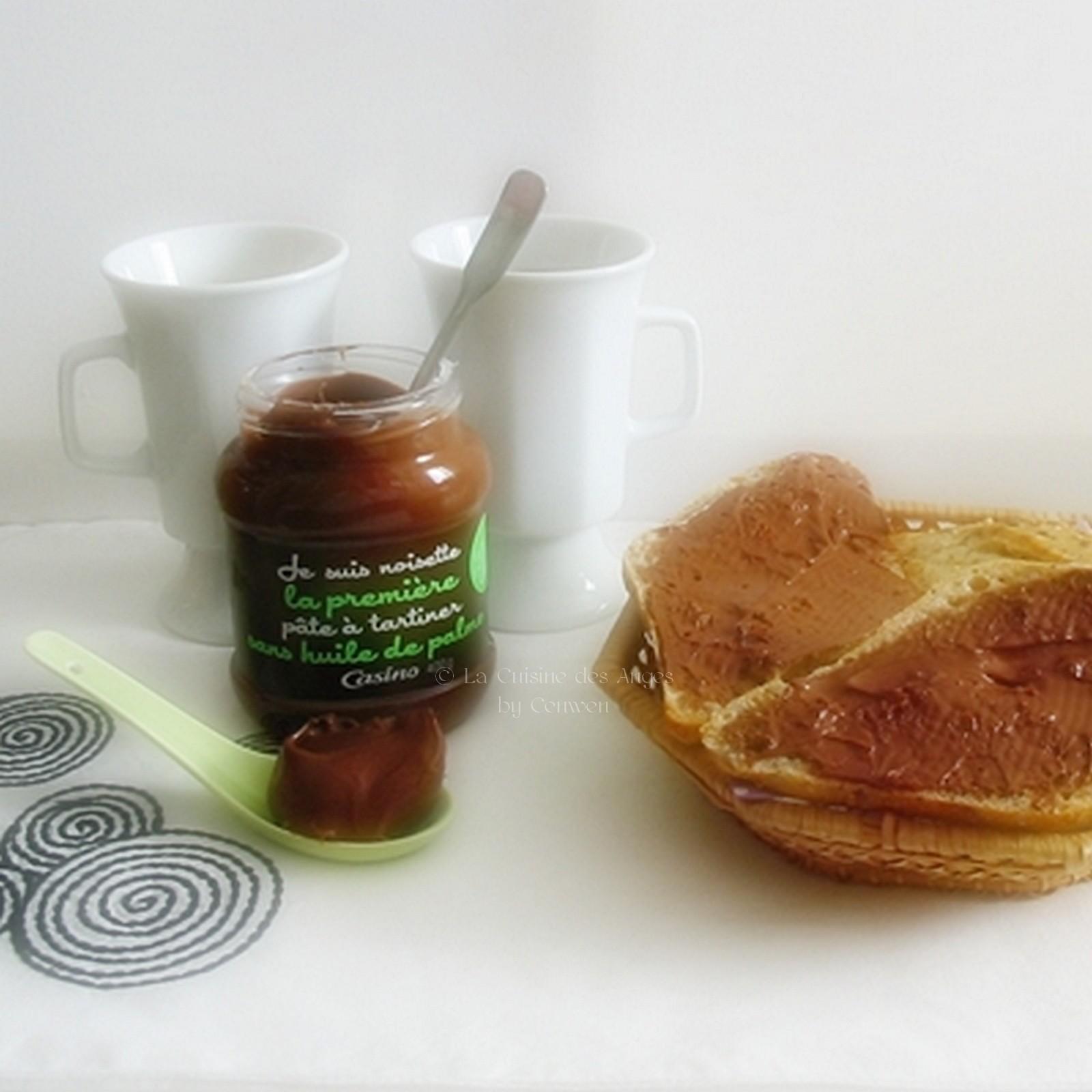 pate tartiner sans huile de palme images