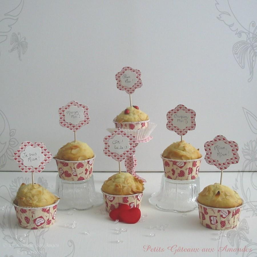 Petits Gâteaux auxAmandes