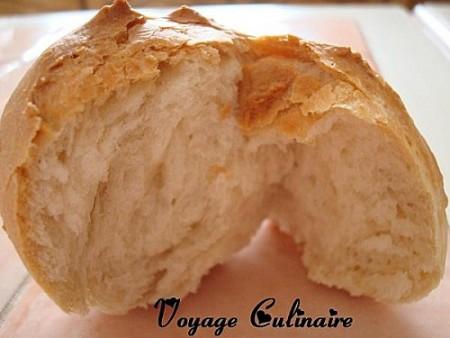 La Cuisine des Anges : Petits pains  du blog Voyage Culinaire