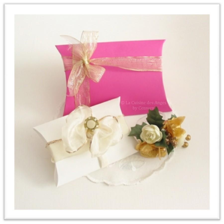 {DIY} comment faire de jolies petites pochettes emballage-cadeaux
