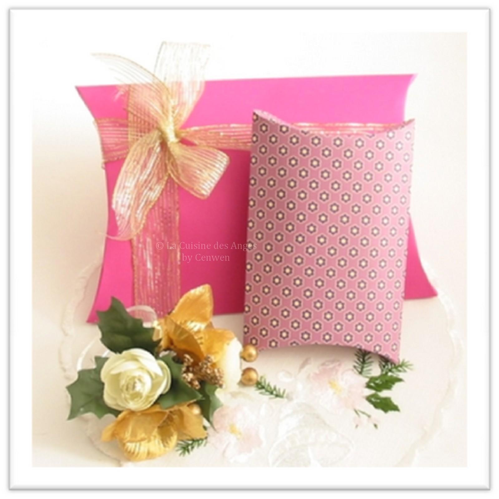 diy faire de jolies petites pochettes emballage cadeaux la cuisine des anges. Black Bedroom Furniture Sets. Home Design Ideas