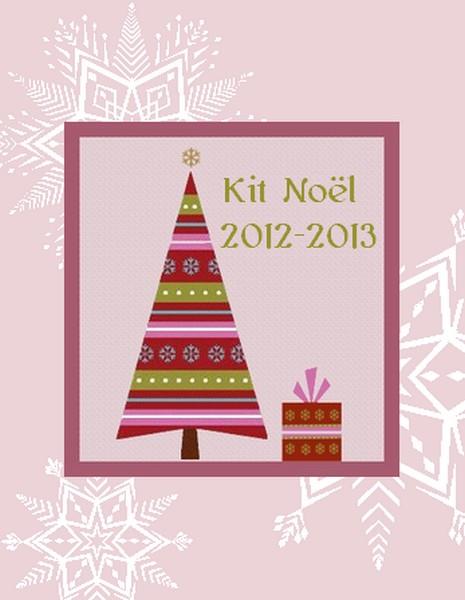 Kit de Noël gratuit à télécharger carte de voeux, étiquettes cadeaux et étiquettes autocollantes2012