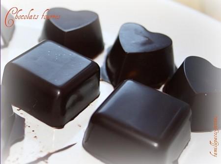 Exquis chocolats