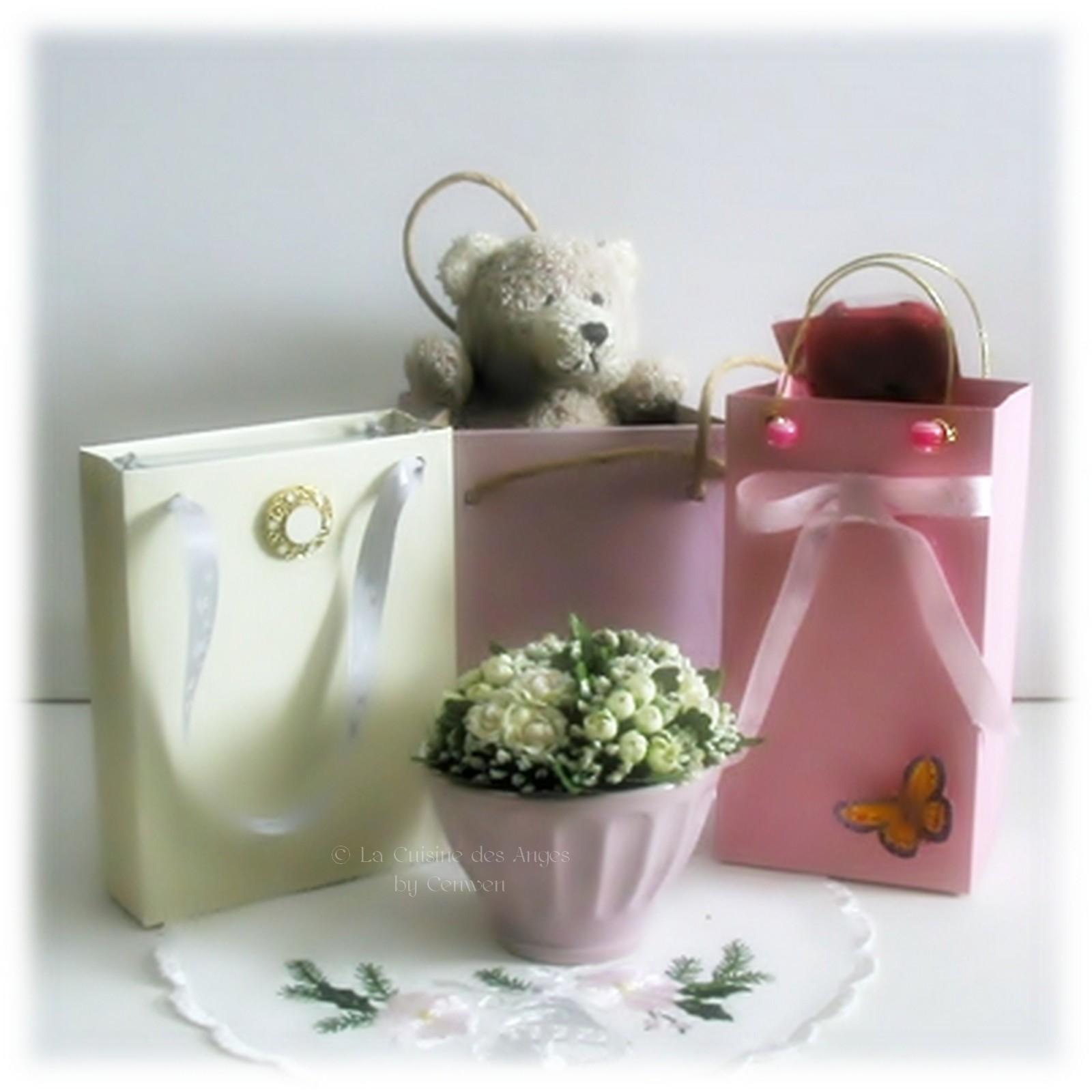 Diy faire de jolis petits sacs emballage cadeaux la - Faire de jolis paquets cadeaux ...