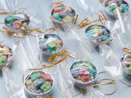 La Cuisine des Anges : Sucres en morceaux colorés  du blog Un Nuage de Lait