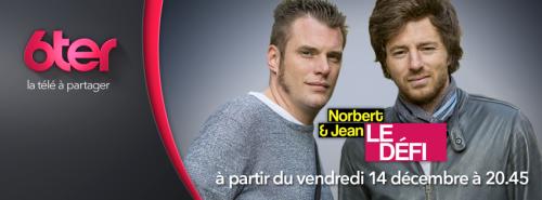 Norbert et Jean le Défi