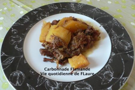 La Cuisine des Anges, recettes créatives pour petits budgets  : Carbonnade flamande  de Flaure du joli blog ♥ Vie Quotidienne de Flaure ♥
