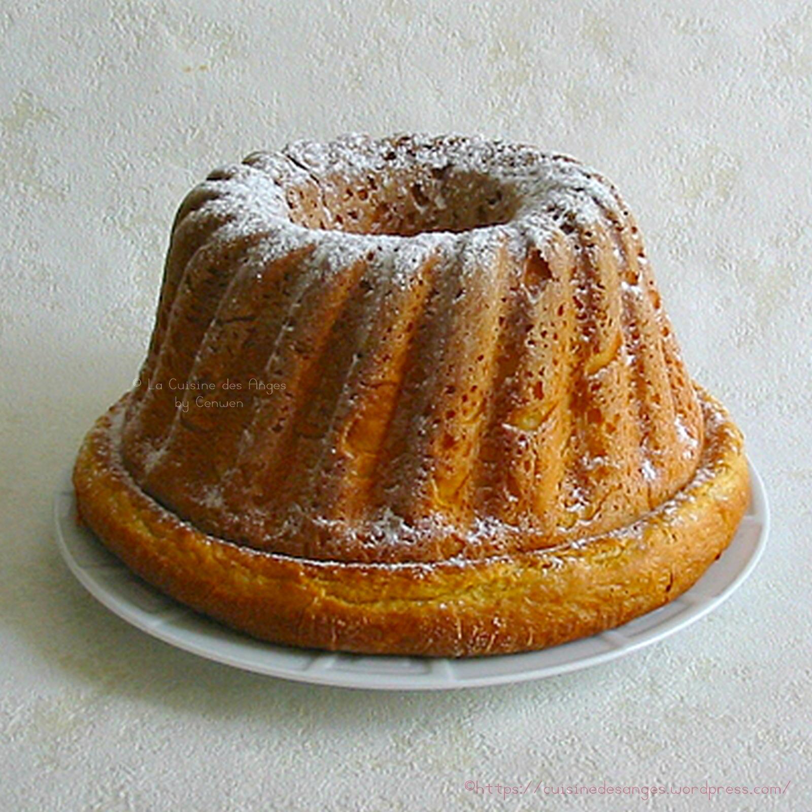 Brioches pains viennoiseries la cuisine des anges - Kouglof alsacien recette en video cuisine ...