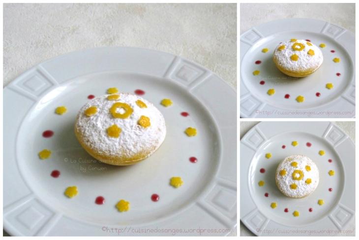 recette de muffins légers au citron, recette weight watchers