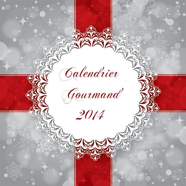 paquet cadeau virtuel, free vector, calendrier gourmand