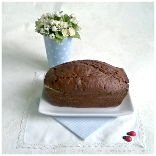 recette de cake ou gateau au chocolat weight watchers