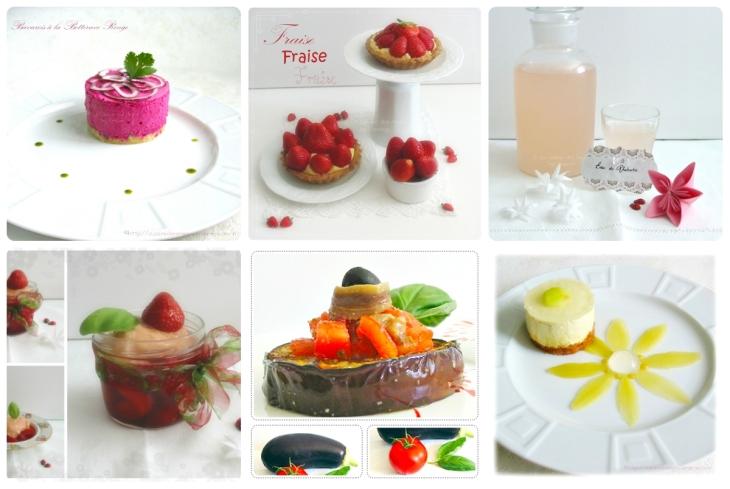 Quels sont les fruits et légumes qu'on cuisine en juin