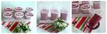 recette tupperware de sucettes glacées à la framboise et au lait concentré