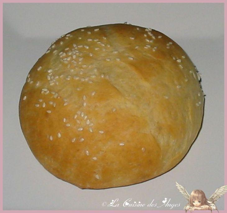 Recette des petits pains à hamburger, facile, économique et inratable
