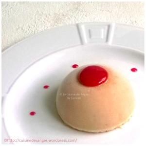 recette de dessert glacé à base de spéculoos et de lait concentré sucré et non sucré