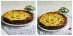 ○ { Gâteau leger au fromage blanc et aux pommes } ○