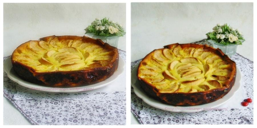Gâteau Léger auxPommes