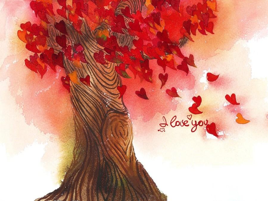dessin d'un arbre