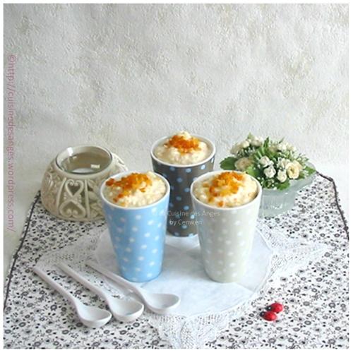 Recette traditionnelle et gourmande du riz au lait à la vanille avec des zestes d'agrumes