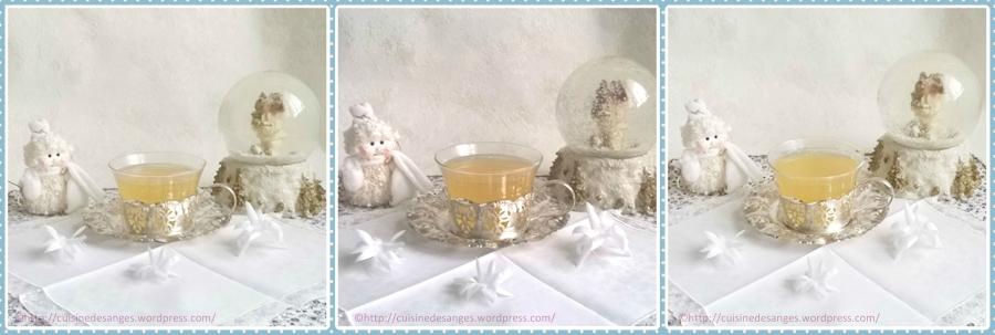 recette de la tisane au thym pour soigner le rhume ou la gorge en hiver