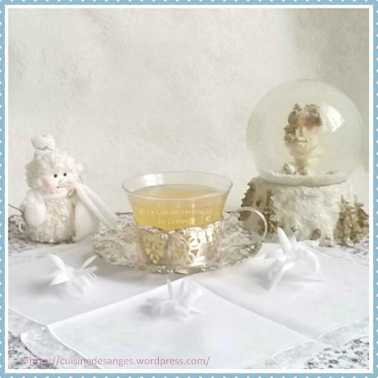 recette de la tisane au thym ou infusion au thym pour se soigner en hiver