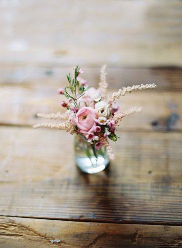 Un bouquet de fleurs pour le dimanche