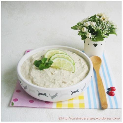 Recette des rillettes de maquereaux à base de tofu soyeux, de citron vert et de gingembre
